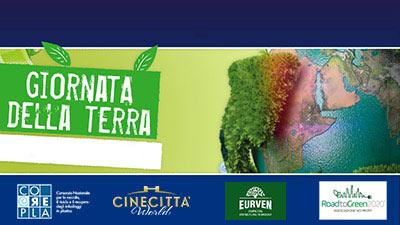 Earth Day parco giochi Roma