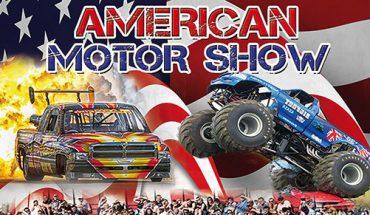 American Motor Show Fiera Roma
