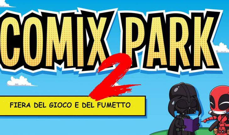 Comix Park 2 Tivoli