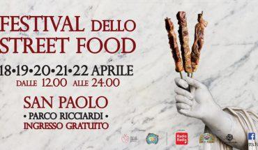Festival Street Food San Paolo