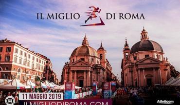 il miglio di roma 2019