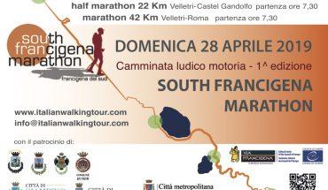South Francigena Marathon