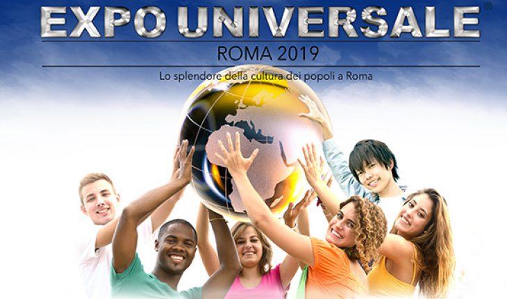 Expo Universale Roma 2019
