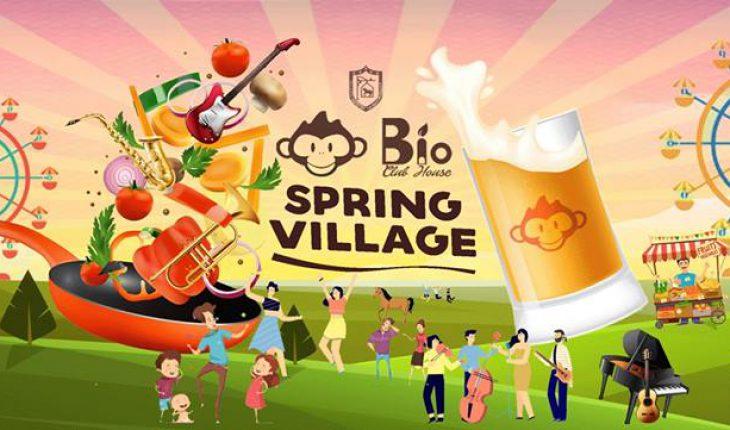 spring village ostia 2019