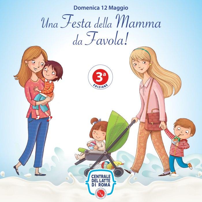 Festa della mamma Centrale del Latte