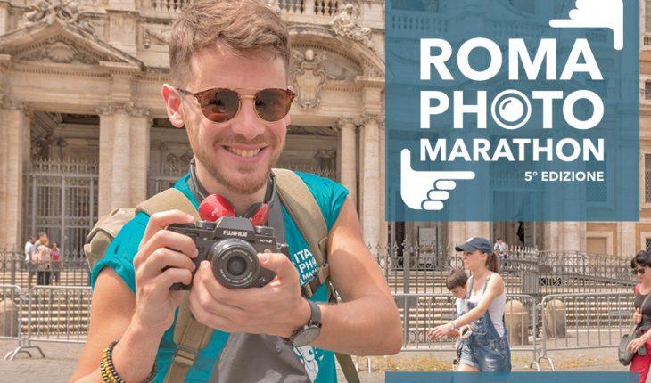 Maratona fotografica Roma