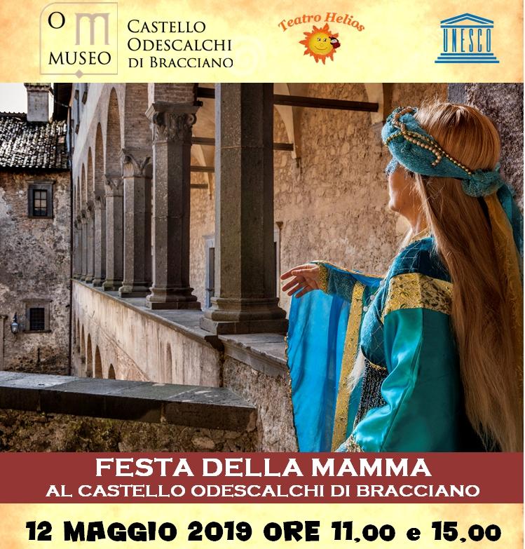 Festa della mamma Castello Bracciano