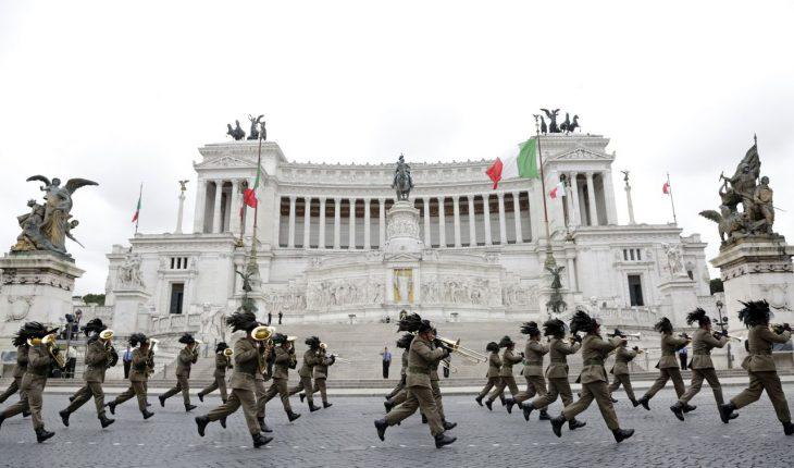 Parata a Roma 2 giugno 2019