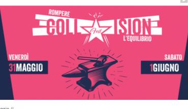 Collision Fest a Roma 2019