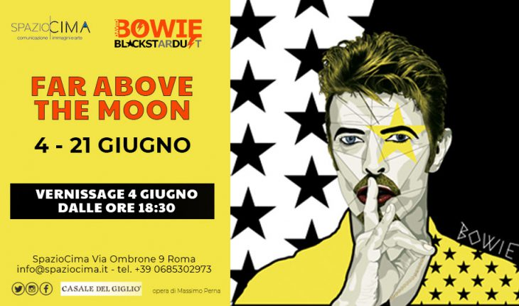 Mostra David Bowie Roma