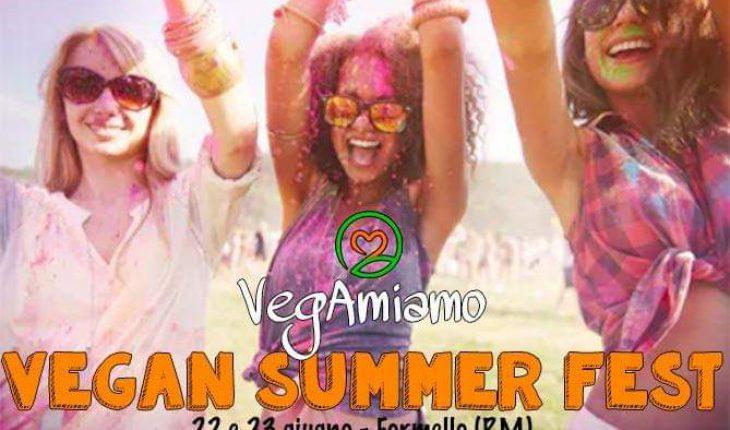 Vegan Summer Fest Roma