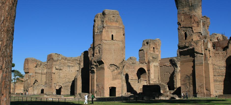 Il segreto del tempo Terme di Caracalla