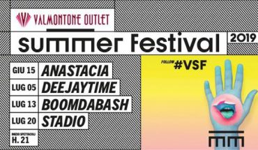 Valmontone Outlet Summer Festival 2019