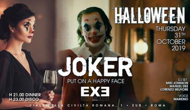 Halloween 2019 all'exe