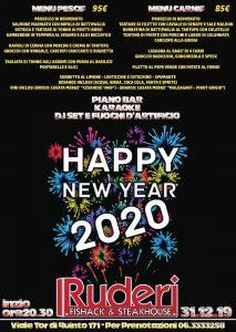 Capodanno i ruderi 2020