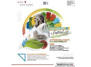 Festival della sostenibilità a Roma