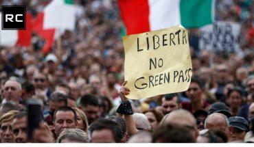 No Green Pass Roma